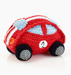 Pebble Racing Car Crochet