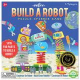 Build a Robot Spinner Game Eeboo