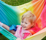 Sarah Silks Rainbow Pure Silk Blanket