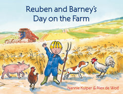 Reuben and Barneys Day on the Farm