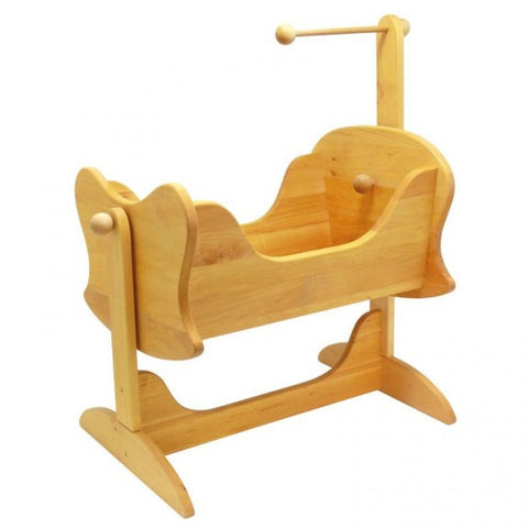 Rocking Cradle/Crib with Stand