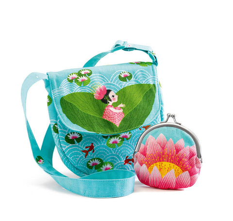 Role Play Bags and Purse Miss Waterlily by Djeco
