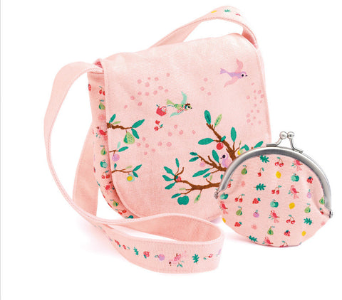 Role Play Bags and Purse Summer Garden by Djeco