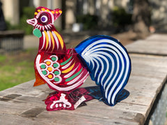 Rooster - Mooncake Festival Lanterns, Chinese, Vietnamese, Malaysian, Mid-Autumn, New Year, Dragonfly Toys
