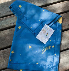 Sarah Silks Teething - Enchanted Stars Lovey