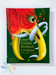 Illustrated Treasury of Scottish Mythical Creatures, Dragonflytoys