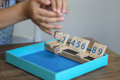 Shut the Box Game by Djeco