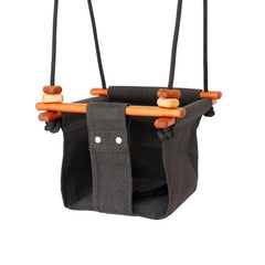 Solvej Toddler Swing - Slate Grey
