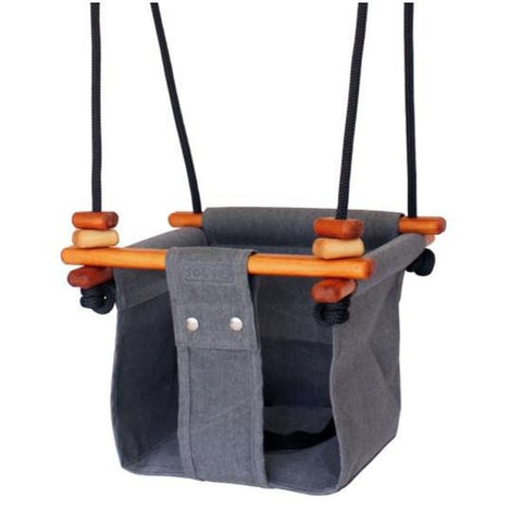 Solvej Toddler Swing - Smokey Grey