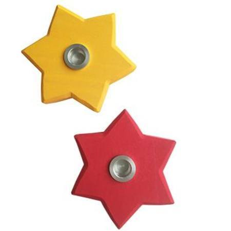 Star Candle Holder Gluckskafer