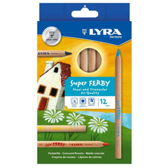 Super Ferby Pencils Standard, Dragonflytoys