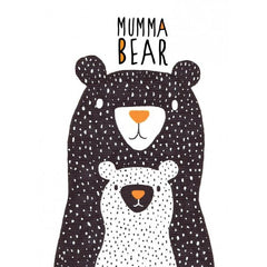 Greeting Card - Mumma Bear TANIA 24