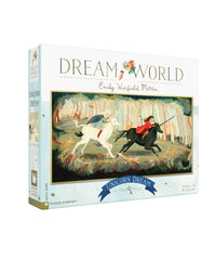 Dream World 80 Pc Unicorn Dream by New York Puzzle Company
