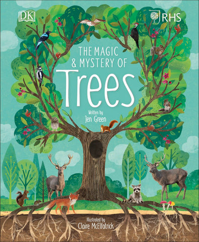 The Magic and Mystery of Trees, Dragonflytoys