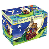 The Owl and the Pussycat Music Box by Enchantmints,Dragonflytoys