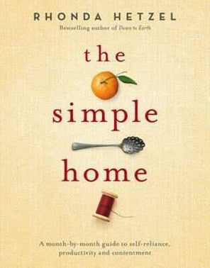 The Simple Home - Rhonda Hetzel
