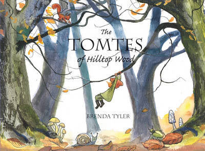 The Tomtes of Hilltop Wood, Brenda Tylor, Floris Books