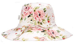 Toshi Sunhat Tropical Tea Rose