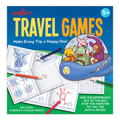 Travel Games Set By Eeboo