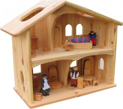 Verneur Double Storey Doll House
