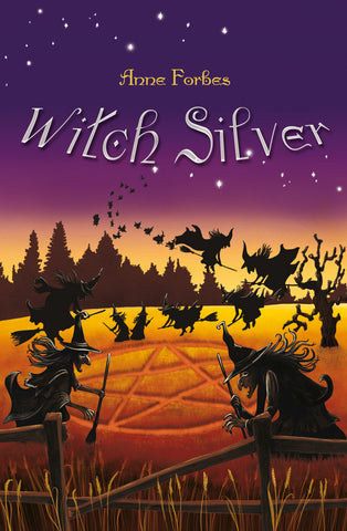Witch Silver by Anna Forbes (Dragonfire Series)