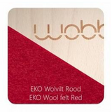 Wobbel Board with Felt - Various Colours