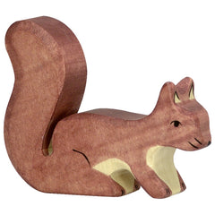 Wooden Squirrel Holztiger, Dragonfly Toys