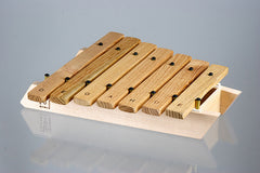 Auris 7 Pentatonic Wooden Xylophone, Dragonfly Toys