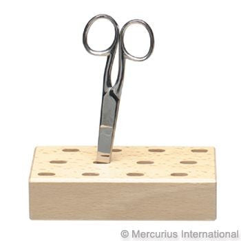 Wooden Scissor Block