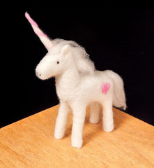 Needle Felting Kit- Unicorn