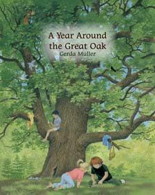 Year around the Great Oak
