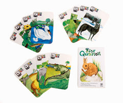 Kraul animal quartet, Dragonflytoys