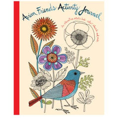 Avian Friends Activity Journal