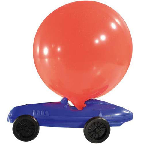 Balloon Cars