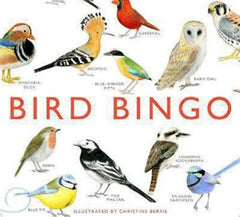 Bird bingo game, Dragonfytoys