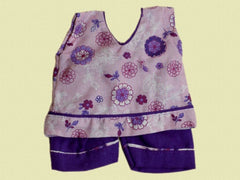 Large Dolls  Summer Pant and Top Set - Girls