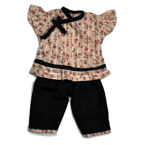 Small Dolls Pant and Top Set - Girls