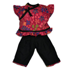 Large Dolls Pant and Top Set - Girls