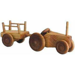 Small Tractor with Cart, Debresk, Dragonfly Toys
