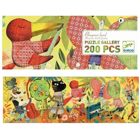 Bluegrass Puzzle Djeco (200 Pieces)