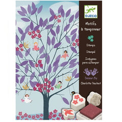 Enchanting Foliage Stamp KIt