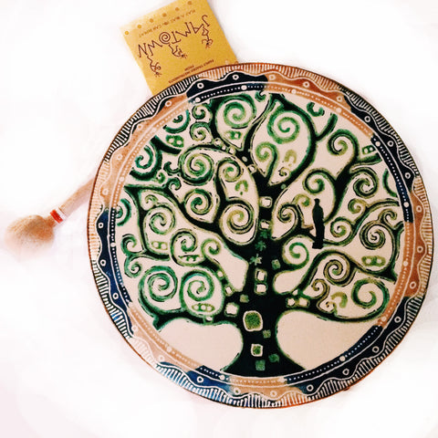 Jamtown Tree of Life Drum