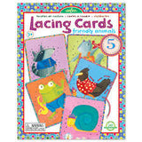 Eeboo Lacing Cards