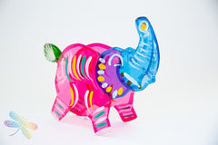 Elephant - Mooncake Festival Lanterns, Chinese, Vietnamese, Malaysian, Mid-Autumn, New Year, Dragonfly Toys