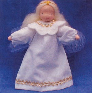 Evi Doll White Fairy Doll
