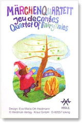 Kraul fairytale quartet card game