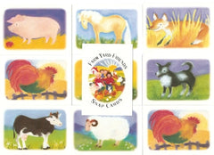 Farmyard  Friends Cards