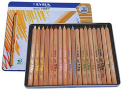 Super Ferby Pencils tin of 18