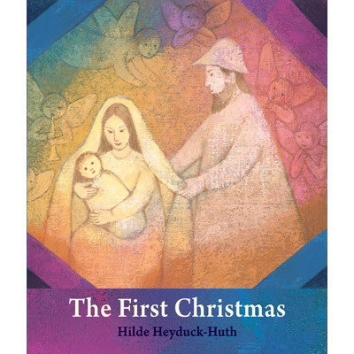The first christmas, children board books, early readers