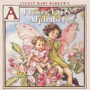 A Flower Fairy Alphabet CD